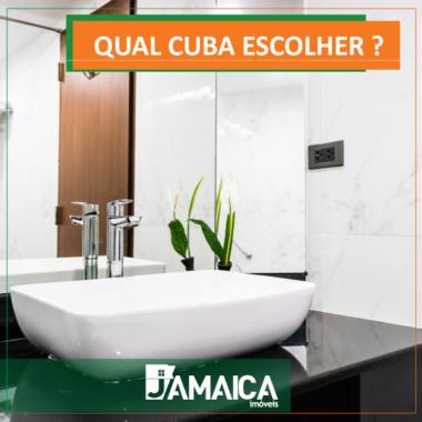 Qual Cuba escolher para seu banheiro ou lavabo?