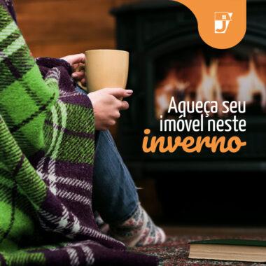 Deixe o frio lá fora!
